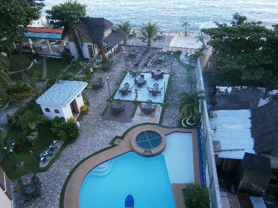 Jaimees Hotel & Resort: nice view from top also