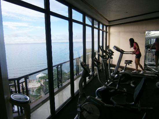 Jaimees Hotel & Resort: fully equipped gymnasium