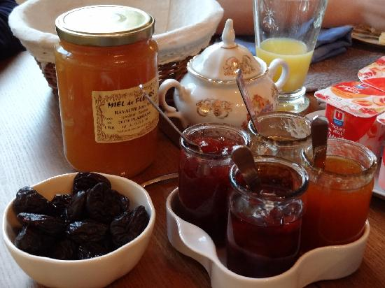Les tilleuls d'Elisee: Homemade jams