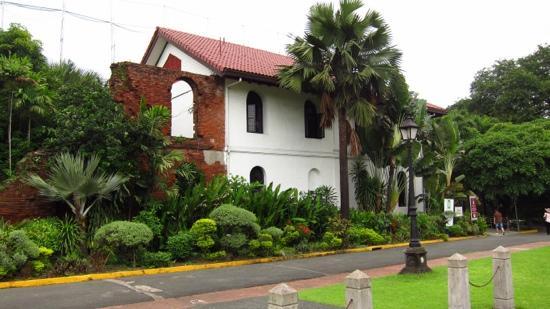 Manila, Philippines: Jose Rizal Museum Intramuros