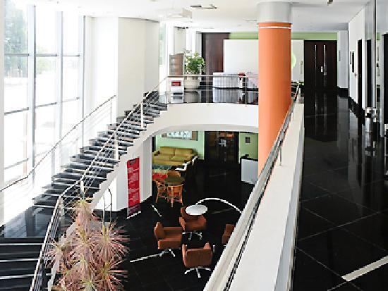 Hotel Mercure Manaus: Lobby do hotel