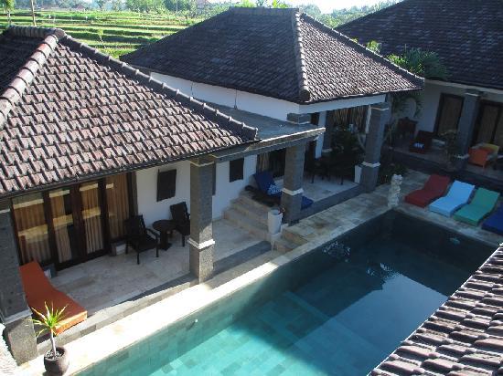 Balam Bali Villa: Jaipur & Toraja Rooms