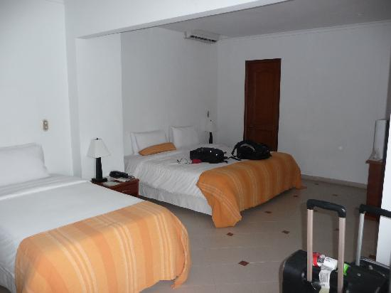 Habitacion Hotel Regatta Cartagena