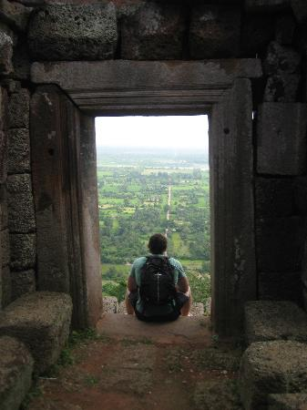 Phnom Chisor: The view 2