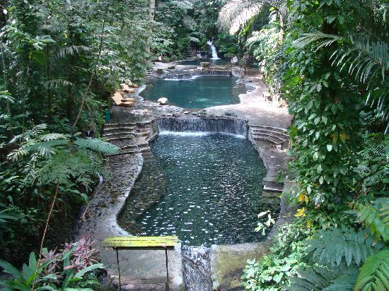 Warm Pool - Picture of Hidden Valley Springs Resort, Calauan ...