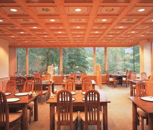 Hotel Grand Phenix Okushiga: 和食と中華も選べるレストラン