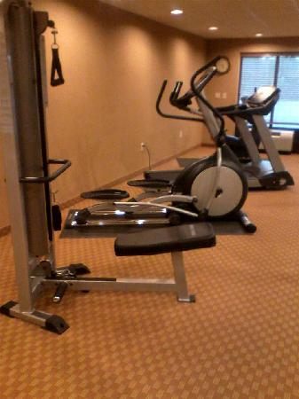 Comfort Suites Macon: Fitness Center