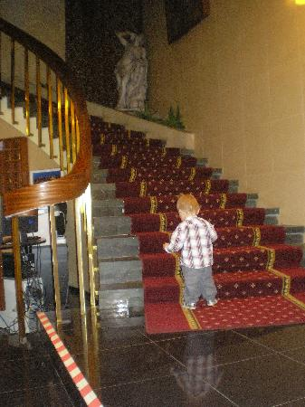 Arbat House Hotel: Lobby