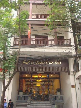 La Dolce Vita Hotel: hotel facade