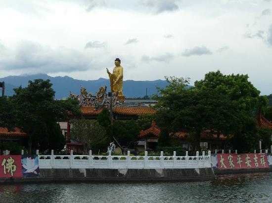 Love BalI Hotspring Resort: 龙池