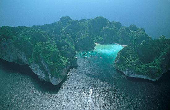Ko Phi Phi Don, Thailand: Phi Phi Maya Bay