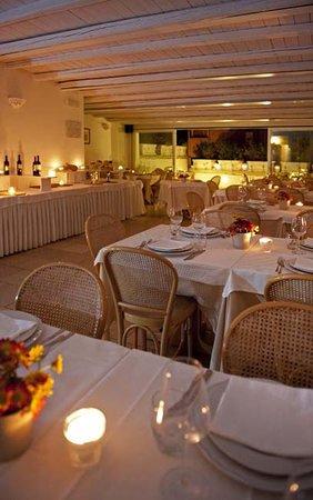 Goffredo Ristorante in Terrazza : Una possibile cena d'atmosfera