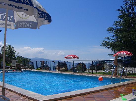Residence Casa Silvana: am pool