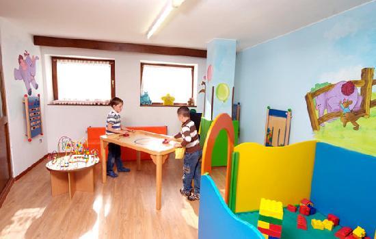 Garni Residence Diamant: Play room