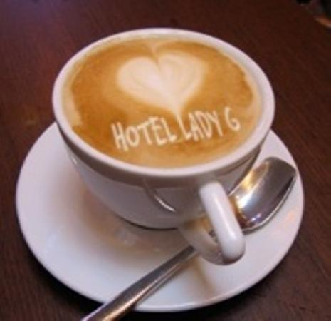 Hotel Lady G : Ottima accoglienza