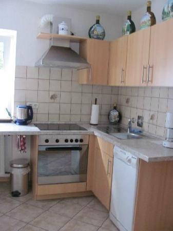 Pension Sussmeier: kitchen