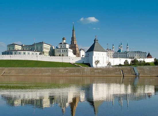 provided by Kazan Tourism Authority