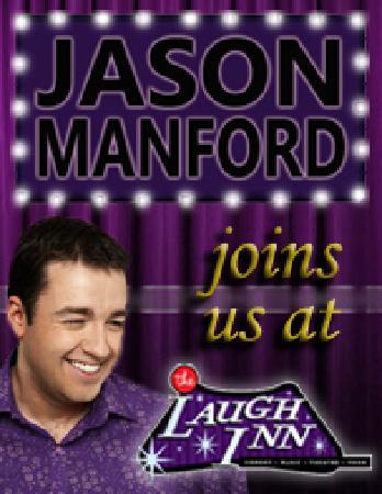 Jason Manford at Laugh Inn