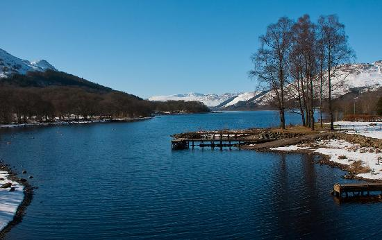 The Achray House Hotel And Lodges St Fillans Escocia