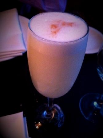Punta Brasas: My Pisco Sour