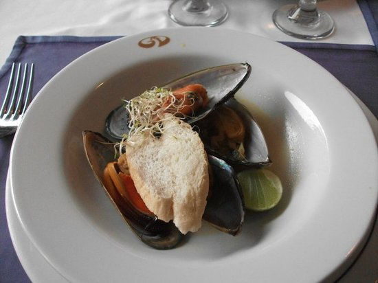 Grand Palladium Lady Hamilton Resort & Spa: Amazing food at the fish restaurant