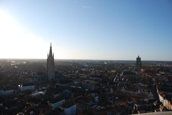 Hotel Cordoeanier: View from Bell Tower