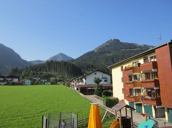 Familienhotel Loipenstub'n : vistas desde la habitación del hotel