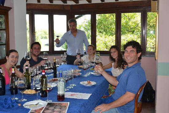 Florence Wine Academy: Wine tasting lesson