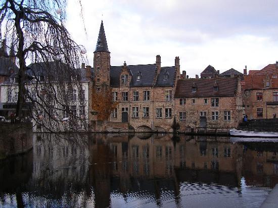 Bruges, Belgium: Brugge river3