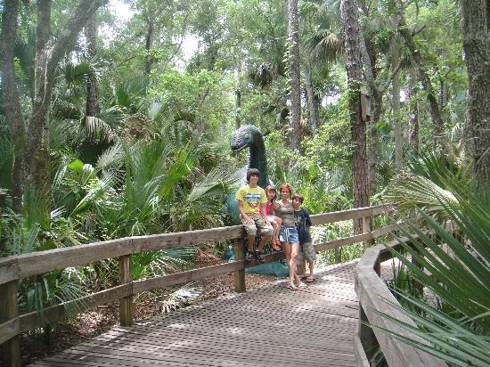 Prehistoric Path Picture Of Central Florida Zoo Botanical Gardens Sanford Tripadvisor