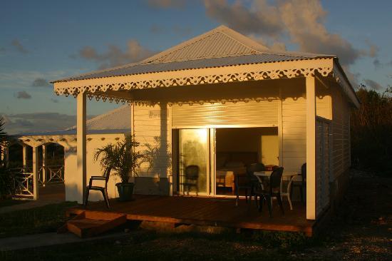 Hostellerie des Chateaux: bungalow hostellerie