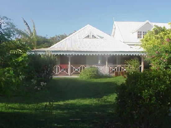 Hostellerie des Chateaux: chambre sur jardin hostellerie