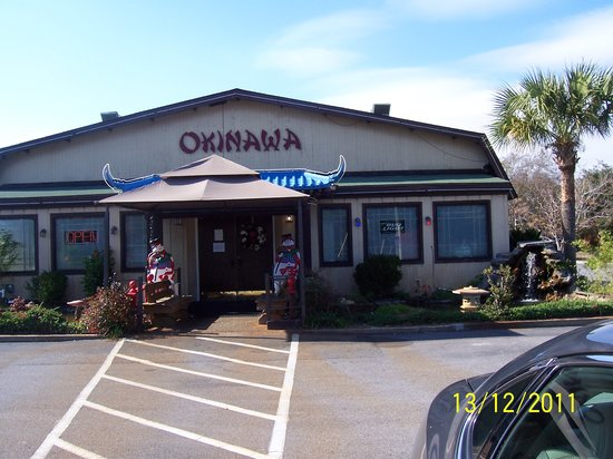 Okinawa Fort Walton Beach Menu Prices Restaurant Reviews Tripadvisor