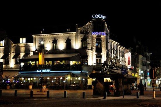 Hotel Restaurant Grand Cafe Century