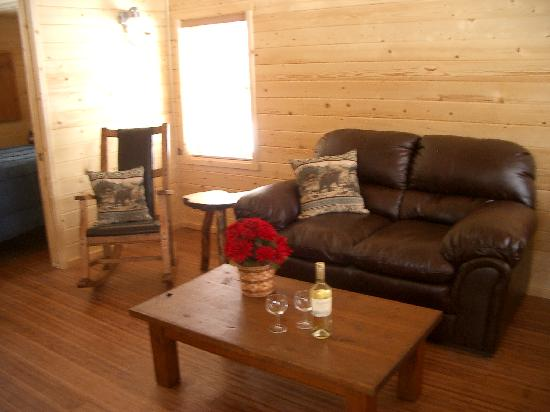 Polebridge Ranch Cabins: We offer quality lodging next to Glacier National Park
