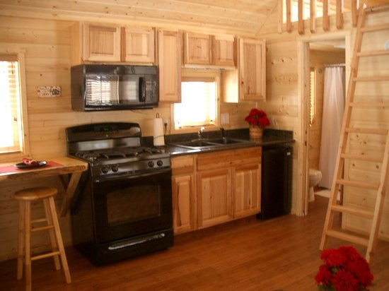 Polebridge Ranch Cabins: We have basic cottages and cabins with amenities