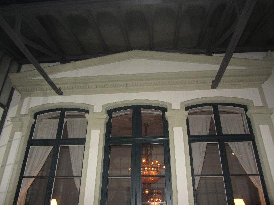 The resturant exterior picture of interieur no 253 for Bistro interieur no 253 im arp museum