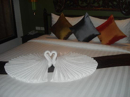 Siralanna Phuket: The bed