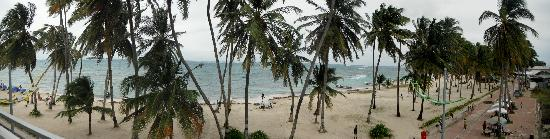 هوتل كازابلانكا: vista desde el hotel