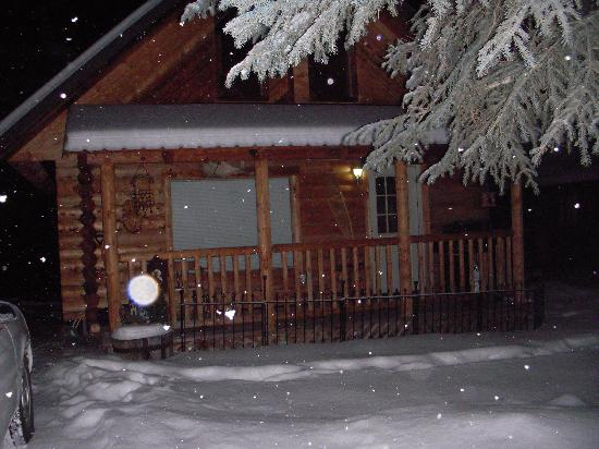 Alaska Kozey Cabins: Very Kozey Cabin