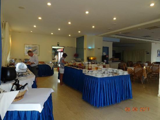 Alkyon Hotel : buffet