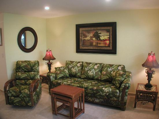 Casitas Coral Ridge: Deluxe One Bedroom Suite