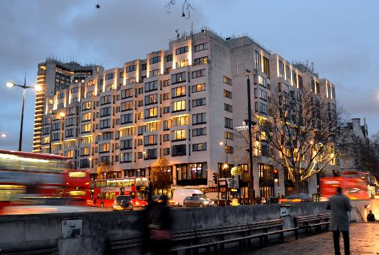 Intercontinental London Hotel