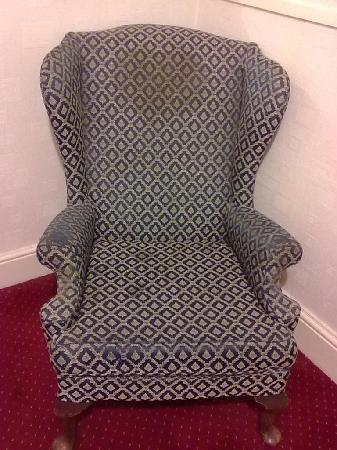 Wentworth House: Is this Father Jack's chair?