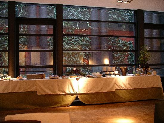 Delle Arti Design Hotel: il buffet