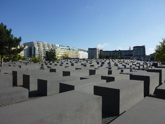 Vive Berlin Tours: Memorial del Holocausto