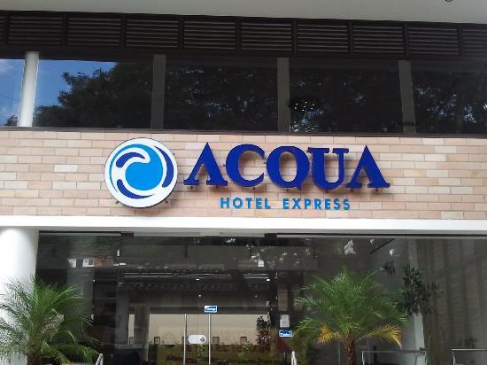 Hotel Acqua Express: Entrada Principal