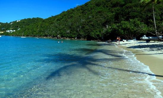 Magens Bay: Early peaceful bliss