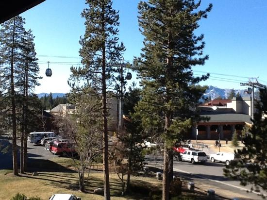 Forest Suites Resort at Heavenly Village: The view from our window.