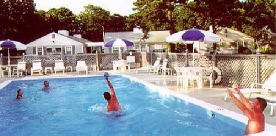 Cape Cod Wishing Well: Enjoy the pool